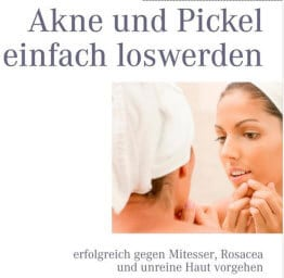 Akne und Pickel loswerden Cover