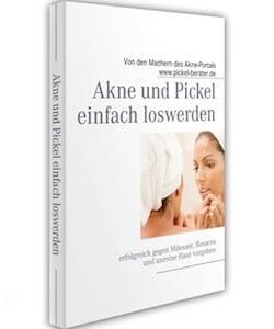 Akne Pickel loswerden