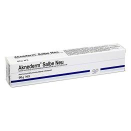 Aknederm Salbe Neu 60 g - 1