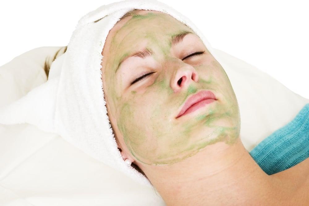 Aloe Vera Gesichtsmaske