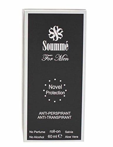 Anti-Transpirant Novel Protection for Men, Roll-on 60ml - 2