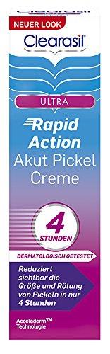 Clearasil Ultra Akut Pickel Creme 15ml, 1er Pack (1 x 15 ml) - 1