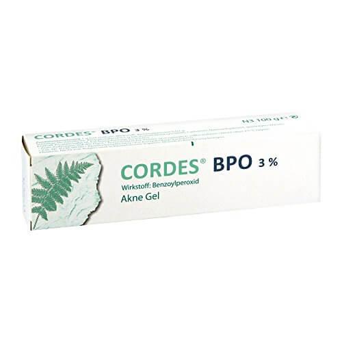 Cordes Bpo 3% Gel 100 g - 1