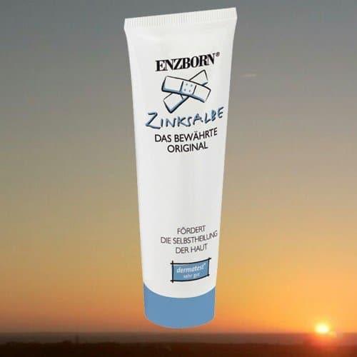 Enzborn Zinksalbe 50 ml, 1er Pack (1 x 50 ml) - 1
