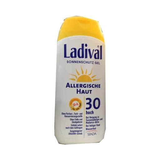 Ladival allergische Haut Gel LSF 30, 200 ml - 1