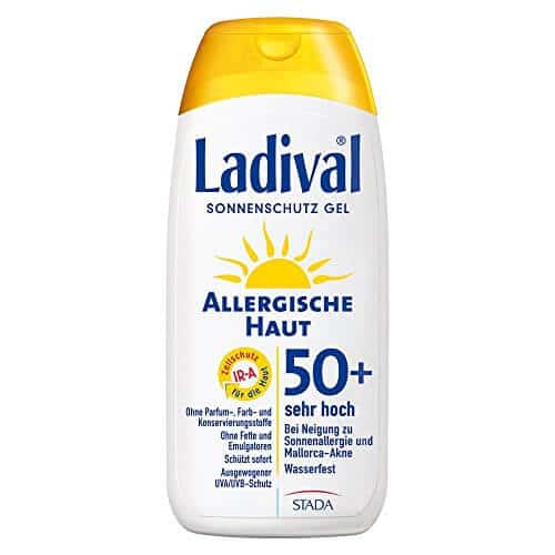 Ladival allergische Haut Gel Lsf 50+ 200 ml - 1