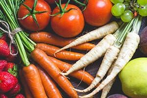 Lebensmittel, Gemüse