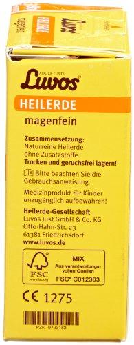 Luvos Heilerde magenfein, 380g, 2er Pack (2 x 380 g) - 3