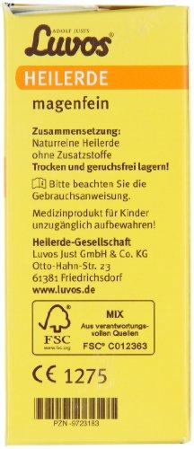 Luvos Heilerde magenfein, 380g, 2er Pack (2 x 380 g) - 6