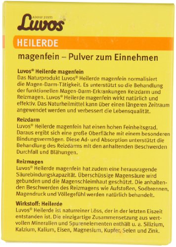 Luvos Heilerde magenfein, 380g, 2er Pack (2 x 380 g) - 7