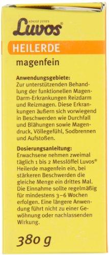 Luvos Heilerde magenfein, 380g, 2er Pack (2 x 380 g) - 8