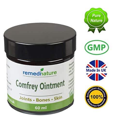 Remedinature Natürliche Beinwell-Salbe: für Knochen & Gelenk 60ml - 2