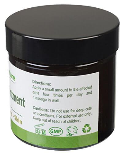 Remedinature Natürliche Beinwell-Salbe: für Knochen & Gelenk 60ml - 3