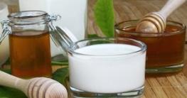 Hausmittel Milch Honig